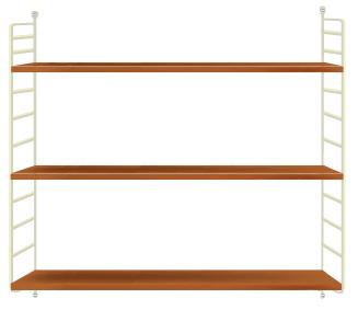 Stringhylla illustrerad