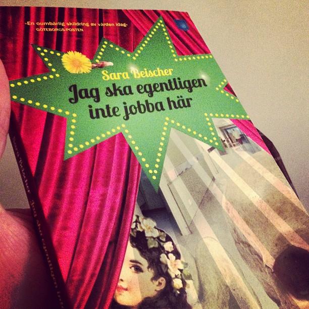 Fick den här boken som julklapp från jobbet. Vill de säga nåt?