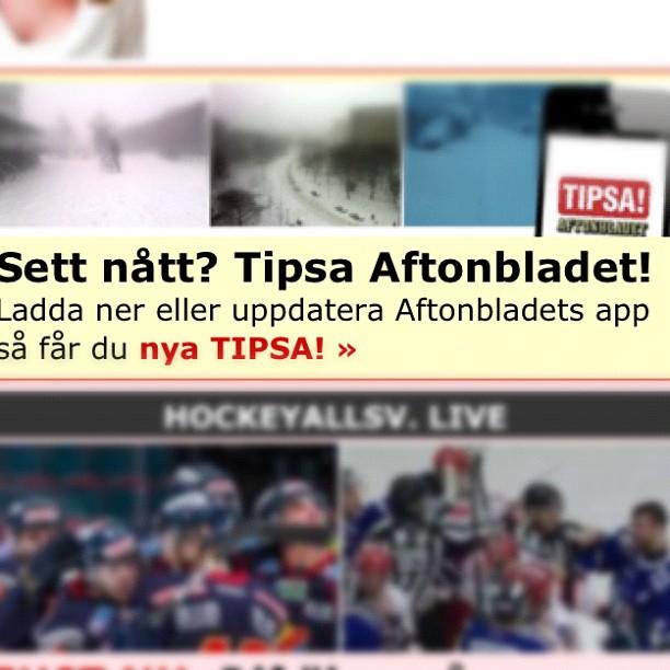 Kom igen! Vad som helst!! Det räcker att du sett det! En ko? En frukt? Navelludd!!?? Rapportera... Nuuuu!!! #nyheter #journalistik #media