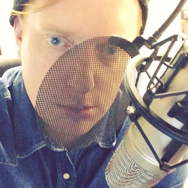 Så sjukt kul att göra radio. #markusliv